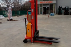 LIFTEX 1530SE Stacker semi-electric,
