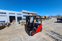 EP Forklift, Electrice