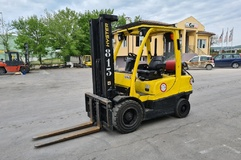 HYSTER, GPL